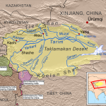 Asian Waters–China's Remote And Vital Tarim River.