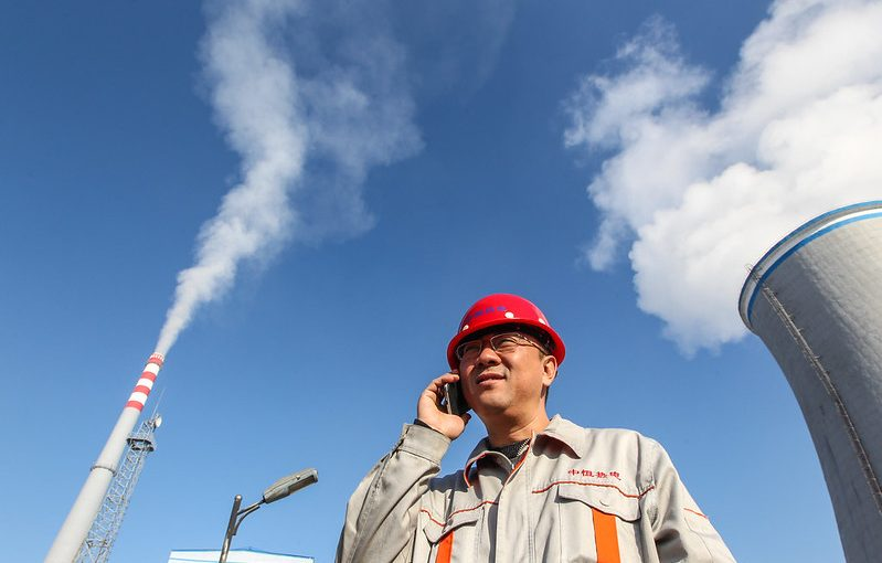 China To Go Carbon Neutral By 2060.