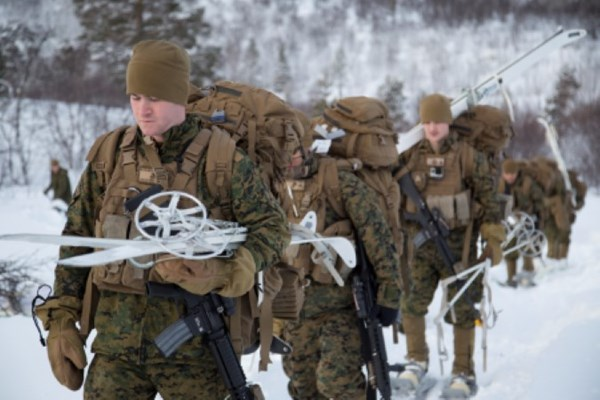 More Us Marines Heading To Norway In 2019