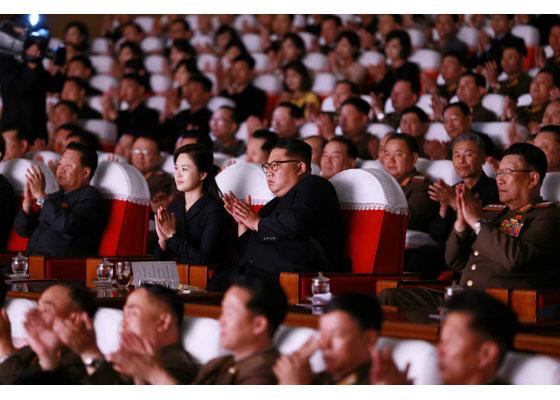 DPRK–No News Is Good News.