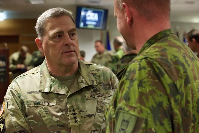New Sheriff in Town–Gen. Mark A. Milley to Head JCS.
