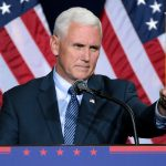 Person of Interest : US Vice President Mike Pence.