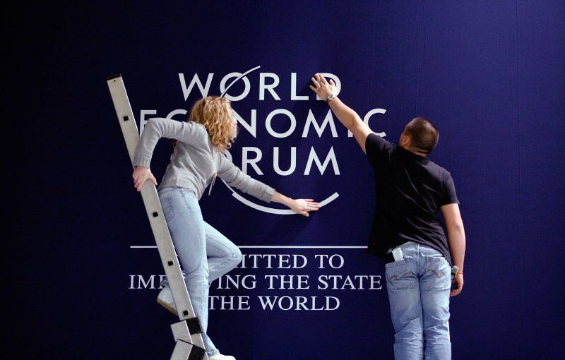 It's January, and That Means it's Time for Davos Again.