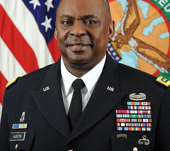 Person of Interest: General Llyod Austin, Biden's Pick for Secretary of Defense.