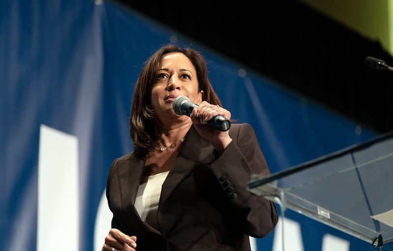 US Election 2020 Who's Who – Kamala Harris.