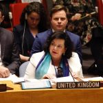 UK Presents Rational Approach to Iran at UN.