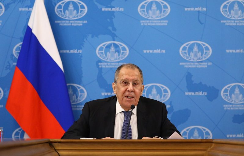 Lavrov Spells Out Russia's Position on China, Korea, the US and Japan.