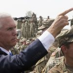 US Vice-President Has Strong Words For China.