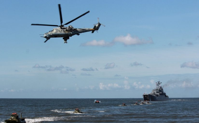 Russian  Naval Exercises Underscore Strategic Baltic Importance.