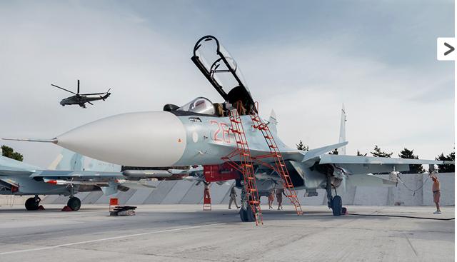 Russia's Syria Gamble