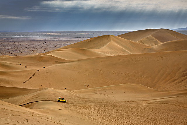 Sands of Time–China's Taklamakan Desert