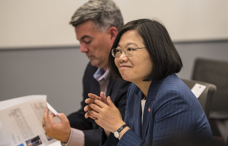 Taiwan Elections 2020–A Done Deal?