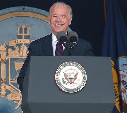Joe Biden Lays Out Tough US Policy at Annapolis
