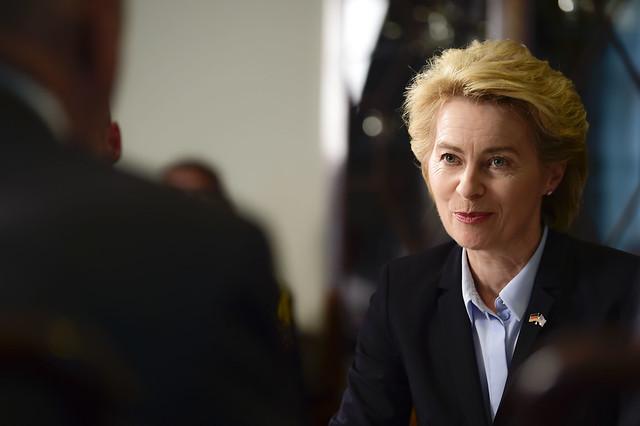 Person of Interest : Ursula von der Leyen, President-elect of the European Commission