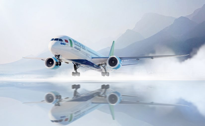 Vietnam's Bamboo Airways Set To Make A Name For Itself–But not just yet.