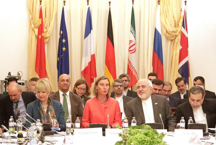 China, Europeans, Russia Struggle to Save Iran Nuclear Deal.